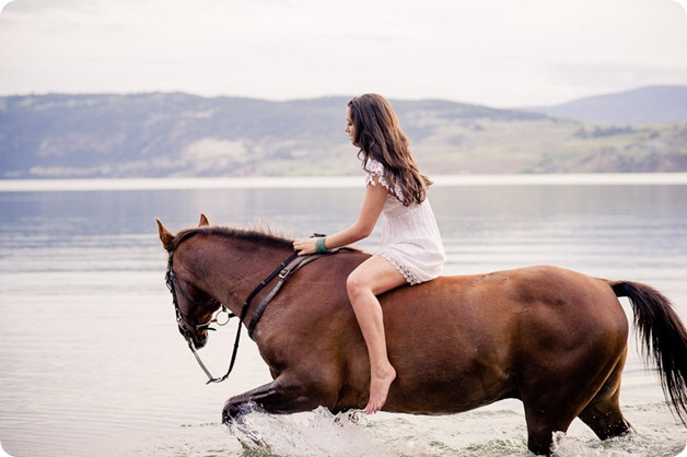 Vernon-engagement-photographer_lake-horse_49_by-Kevin-Trowbridge