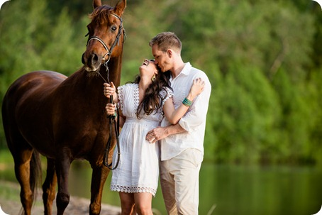 Vernon-engagement-photographer_lake-horse_55_by-Kevin-Trowbridge