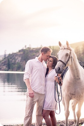 Vernon-engagement-photographer_lake-horse_57_by-Kevin-Trowbridge