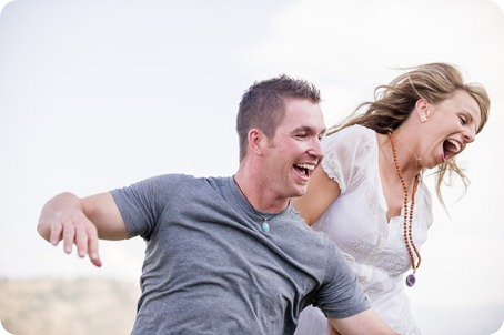 Okanagan-Lake-engagement-session_fun-couple-field-dog-wine14_by-Kevin-Trowbridge