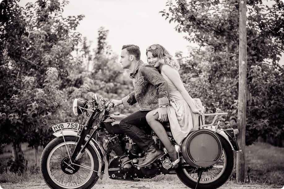 kelowna-creative-couple's-portraits-motorcycle-vintage-orchard16_by-Kevin-Trowbridge