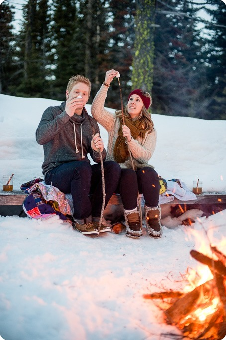 Crystal-Mountain_Kelowna-engagement-session_snowshoeing-smores_133_by-Kevin-Trowbridge