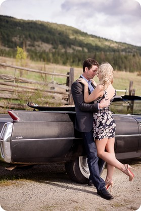 convertible-Cadillac_engagement-portraits_travel-cherry-orchard_Okanagan_22_by-Kevin-Trowbridge