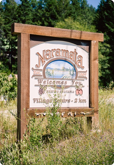 Naramata wedding venues