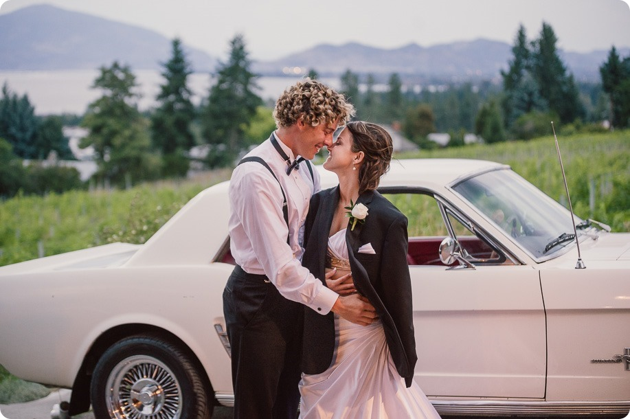 Kelowna-wedding-photography_Summerhill-Winery_classic-mustang_152_by-Kevin-Trowbridge