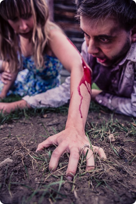 Zombie-engagement-session_walking-dead-attack_father-pandosy_Kelowna-photographer_118_by-Kevin-Trowbridge