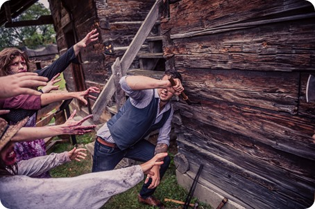 Zombie-engagement-session_walking-dead-attack_father-pandosy_Kelowna-photographer_81_by-Kevin-Trowbridge