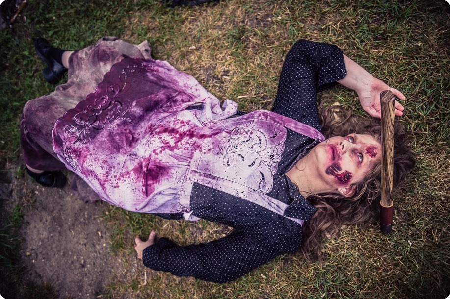 Zombie-engagement-session_walking-dead-attack_father-pandosy_Kelowna-photographer_94_by-Kevin-Trowbridge