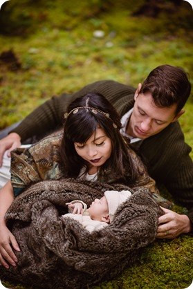 Banff-portraits_moss-forest_Fairmont-bohemian-family-session-newborn_53_by-Kevin-Trowbridge