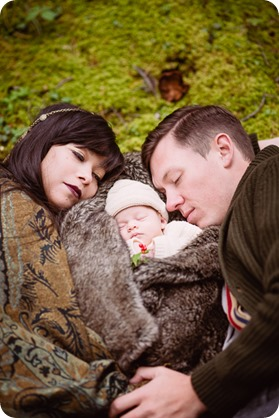 Banff-portraits_moss-forest_Fairmont-bohemian-family-session-newborn_58_by-Kevin-Trowbridge