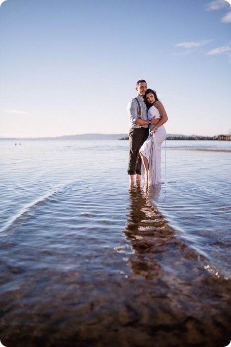 White-Rock-beach_sunrise-portraits_trash-the-dress_bridal-anniversary_115_by-Kevin-Trowbridge