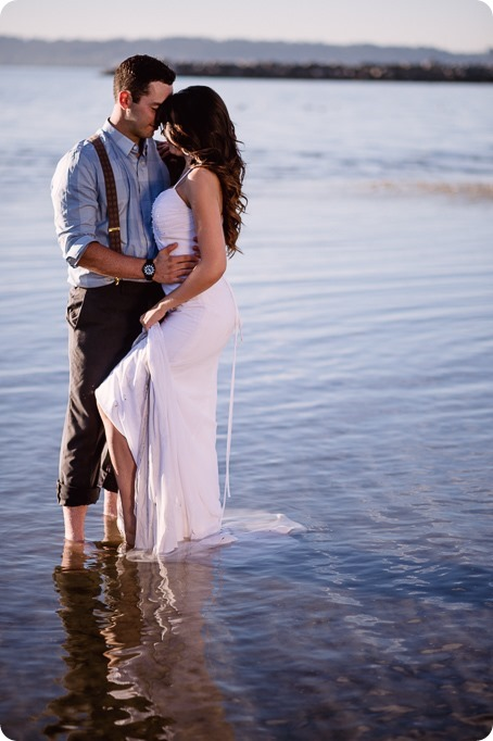 White-Rock-beach_sunrise-portraits_trash-the-dress_bridal-anniversary_116_by-Kevin-Trowbridge