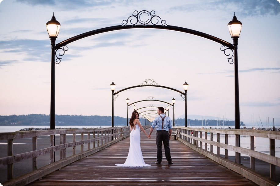 White-Rock-beach_sunrise-portraits_trash-the-dress_bridal-anniversary_12_by-Kevin-Trowbridge