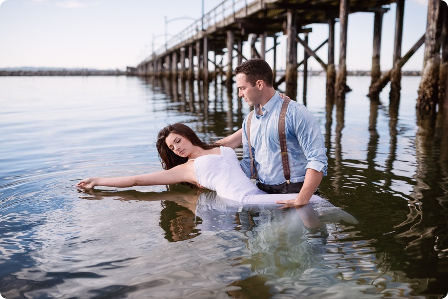 White-Rock-beach_sunrise-portraits_trash-the-dress_bridal-anniversary_165_by-Kevin-Trowbridge