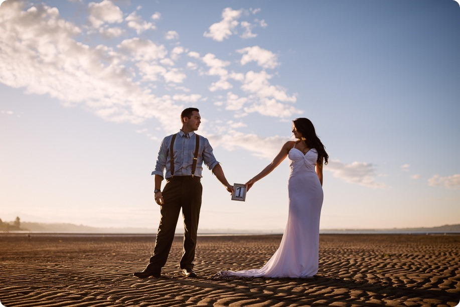White-Rock-beach_sunrise-portraits_trash-the-dress_bridal-anniversary_48_by-Kevin-Trowbridge