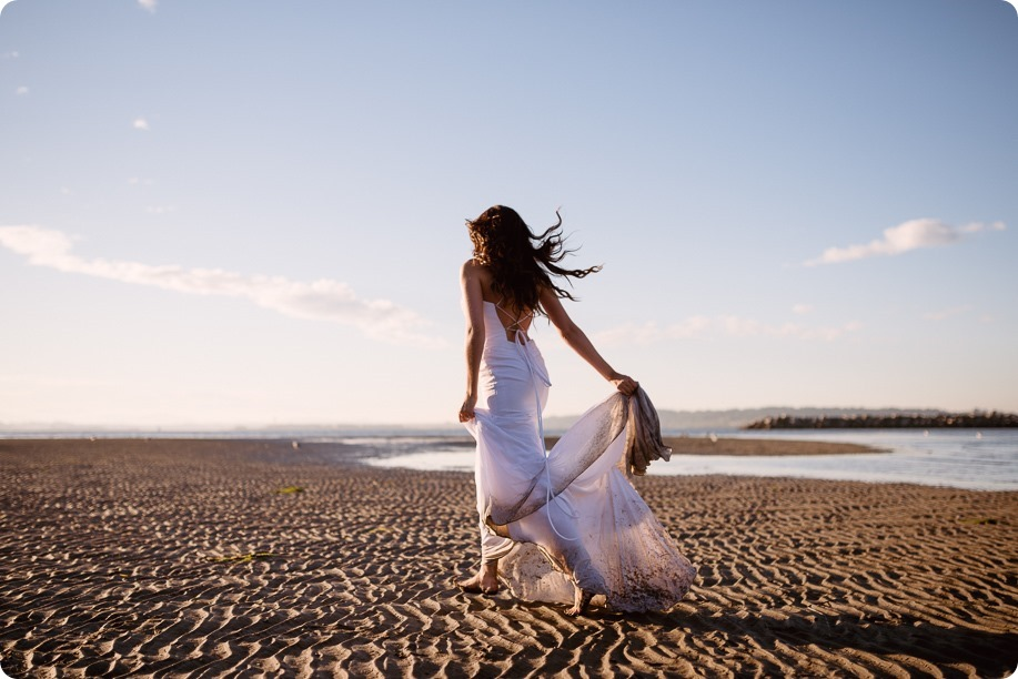 White-Rock-beach_sunrise-portraits_trash-the-dress_bridal-anniversary_72_by-Kevin-Trowbridge