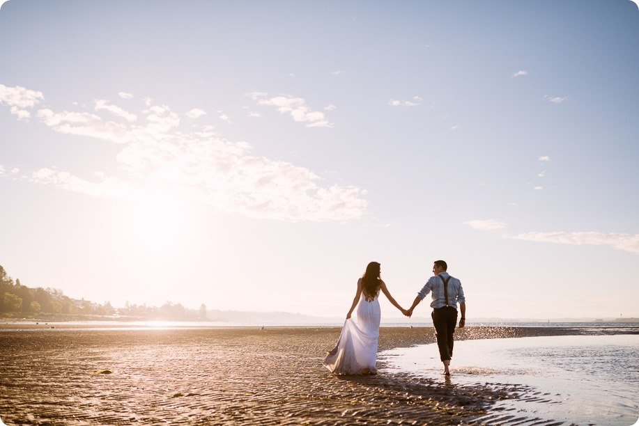 White-Rock-beach_sunrise-portraits_trash-the-dress_bridal-anniversary_87_by-Kevin-Trowbridge
