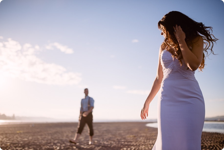 White-Rock-beach_sunrise-portraits_trash-the-dress_bridal-anniversary_91_by-Kevin-Trowbridge