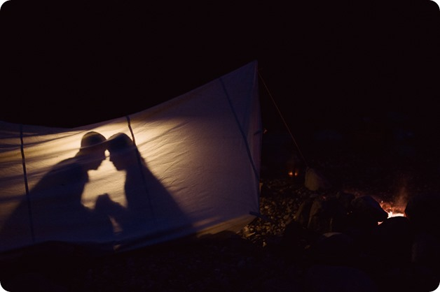 Okanagan-engagement-session_camping-lake-portraits_dog-tent-coffee-campfire_125_by-Kevin-Trowbridge