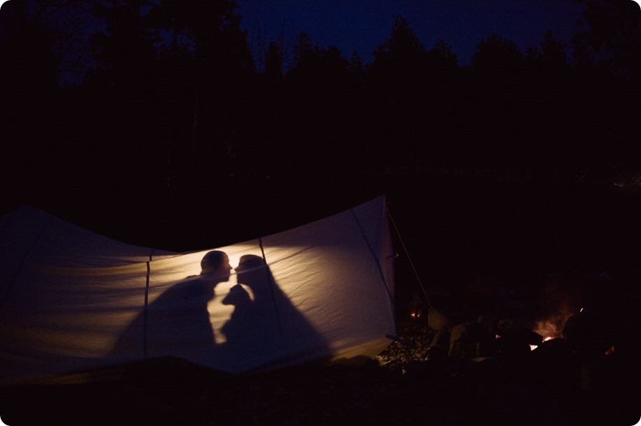 Okanagan-engagement-session_camping-lake-portraits_dog-tent-coffee-campfire_127_by-Kevin-Trowbridge