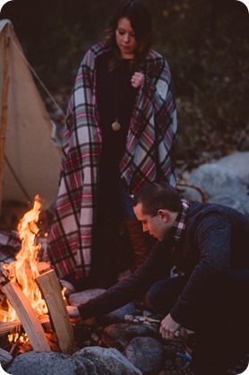 Okanagan-engagement-session_camping-lake-portraits_dog-tent-coffee-campfire_82_by-Kevin-Trowbridge