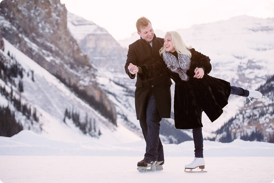 Lake-Louise-wedding-photographer_Fairmont-engagement-portraits_skating-ice-sculpture-festival___by-Kevin-Trowbridge-184