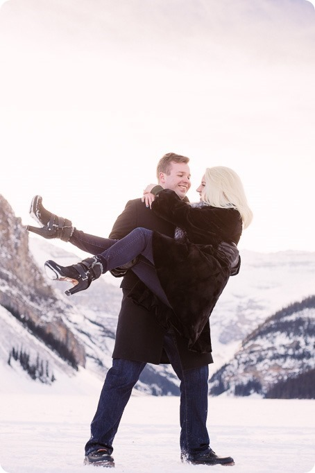 Lake-Louise-wedding-photographer_Fairmont-engagement-portraits_skating-ice-sculpture-festival___by-Kevin-Trowbridge-70