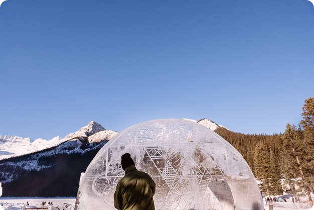 Lake-Louise-wedding-photographer_Fairmont-engagement-portraits_skating-ice-sculpture-festival___by-Kevin-Trowbridge-3