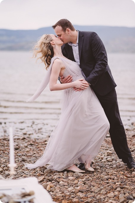Kelowna-engagement-session_bed-on-the-beach_pillow-fight_lake-portraits_vintage-origami_21_by-Kevin-Trowbridge