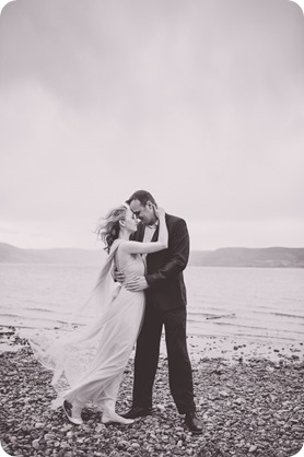 Kelowna-engagement-session_bed-on-the-beach_pillow-fight_lake-portraits_vintage-origami_22_by-Kevin-Trowbridge