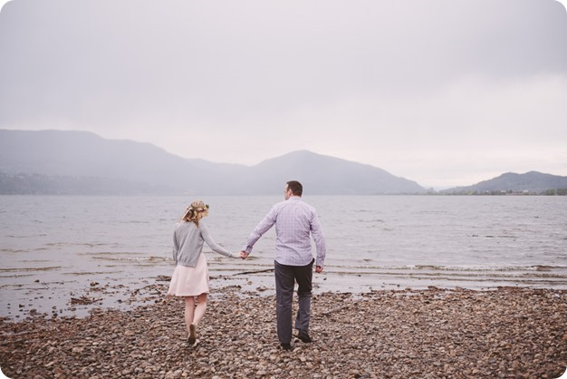 Kelowna-engagement-session_bed-on-the-beach_pillow-fight_lake-portraits_vintage-origami_31_by-Kevin-Trowbridge