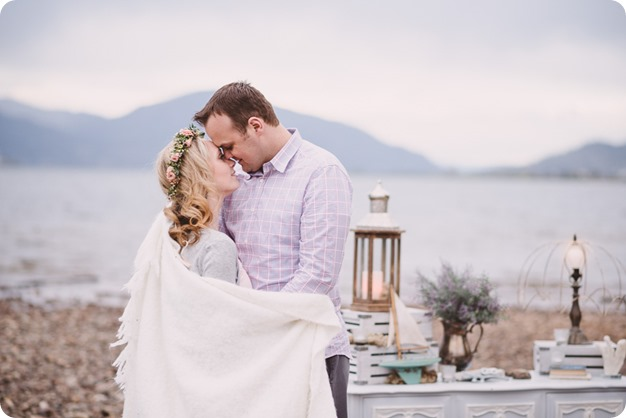 Kelowna-engagement-session_bed-on-the-beach_pillow-fight_lake-portraits_vintage-origami_43_by-Kevin-Trowbridge