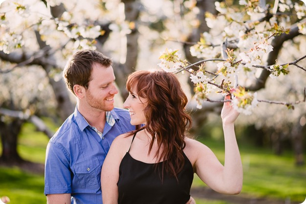Kelowna-wedding-photographer_cherry-blossom-engagement-session_sunset-couples-portraits_tandem-bike__85785_by-Kevin-Trowbridge