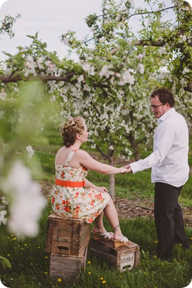 Kelowna-engagement-session_orchard-blossom_croquet-portraits_vintage-floral-dress_12_by-Kevin-Trowbridge