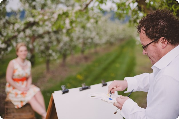 Kelowna-engagement-session_orchard-blossom_croquet-portraits_vintage-floral-dress_14_by-Kevin-Trowbridge