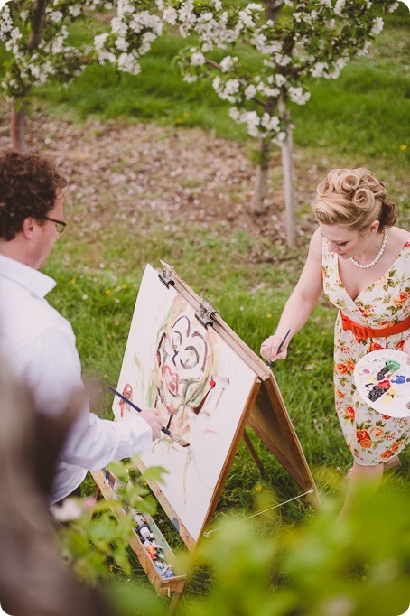Kelowna-engagement-session_orchard-blossom_croquet-portraits_vintage-floral-dress_31_by-Kevin-Trowbridge