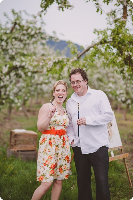 Kelowna-engagement-session_orchard-blossom_croquet-portraits_vintage-floral-dress_33_by-Kevin-Trowbridge