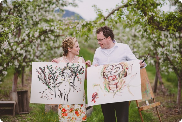 Kelowna-engagement-session_orchard-blossom_croquet-portraits_vintage-floral-dress_34_by-Kevin-Trowbridge