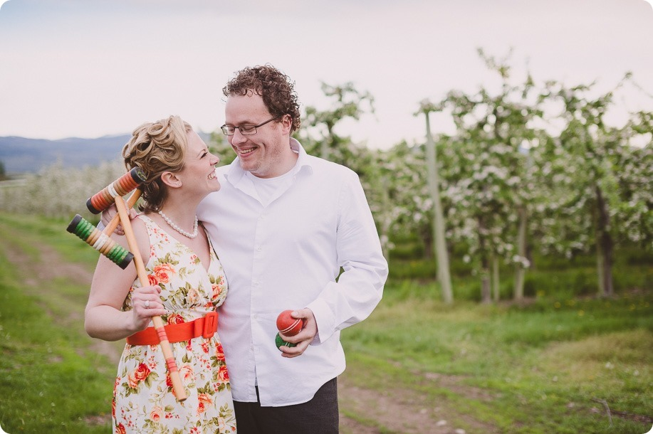 Kelowna-engagement-session_orchard-blossom_croquet-portraits_vintage-floral-dress_62_by-Kevin-Trowbridge