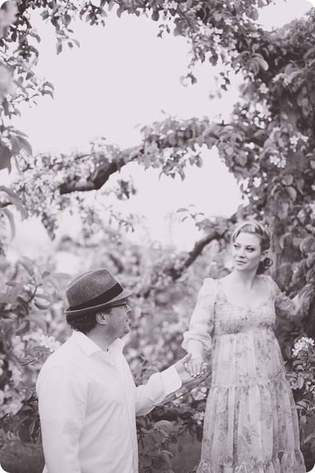 Kelowna-engagement-session_orchard-blossom_croquet-portraits_vintage-floral-dress_70_by-Kevin-Trowbridge