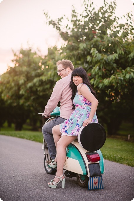 Vespa-engagement-phtoshoot-tea-party_orchard-Kelowna_142_by-Kevin-Trowbridge-photography_Kelowna
