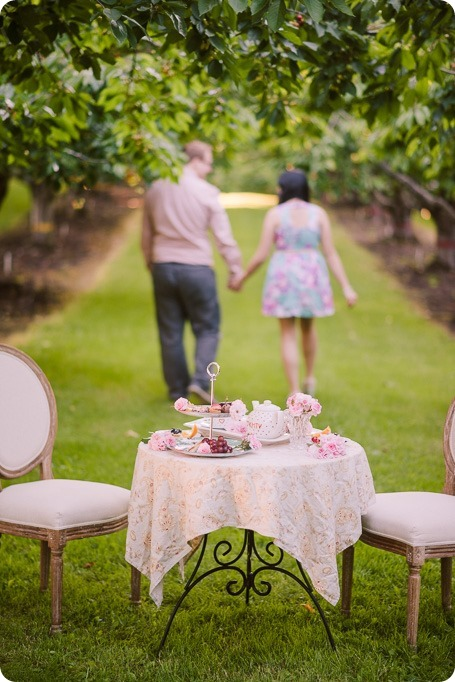 Vespa-engagement-phtoshoot-tea-party_orchard-Kelowna_55_by-Kevin-Trowbridge-photography_Kelowna